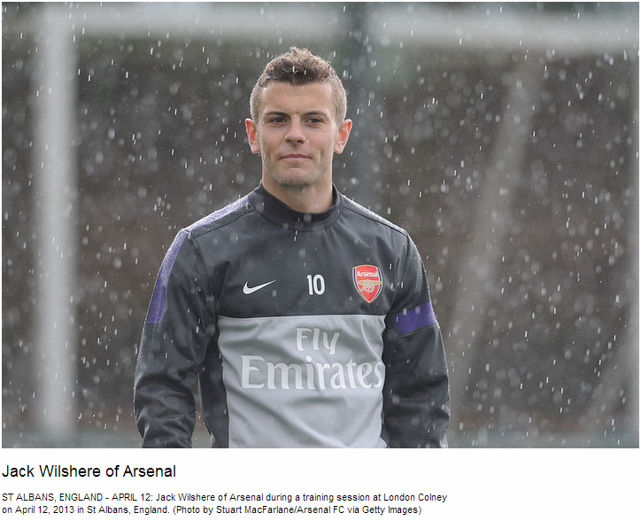 Jack Wilshere of Arsenal - Flickr - Photo Sharing!