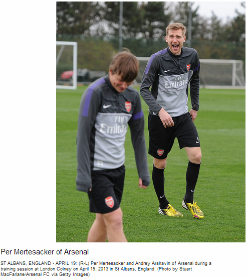 Per Mertesacker of Arsenal - Flickr - Photo Sharing!