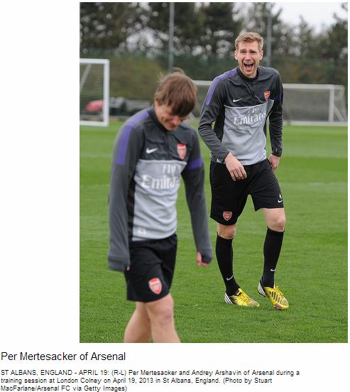 Per Mertesacker of Arsenal - Flickr - Photo Sharing!