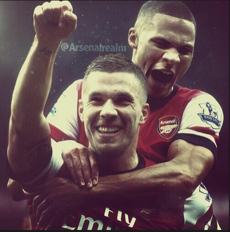 Twitter - Sabah_ChotuAFC- @Podolski10 RT this!!! Your ...
