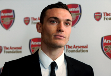 Thomas Vermaelen At The Arsenal Foundation Ball At Emirates… News Photo - Getty Images - 168307014