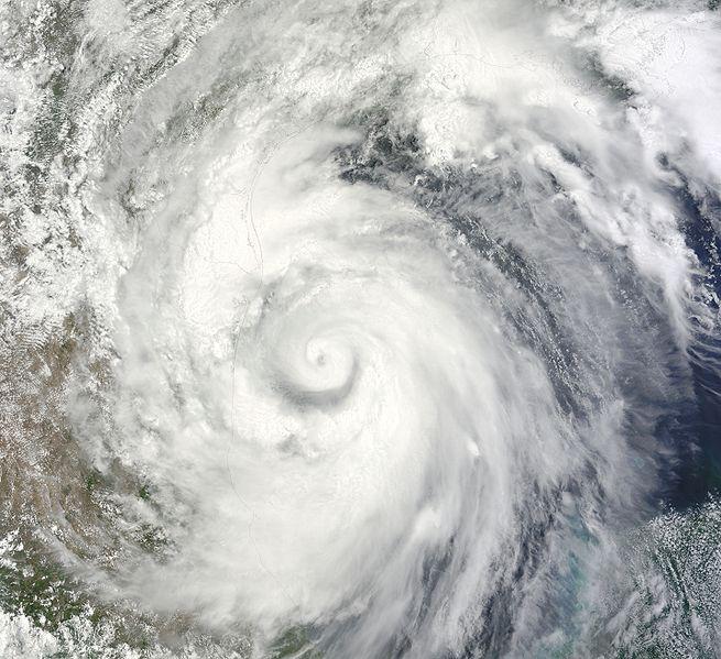 Hurricane Chambo