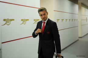 Arsenal s Aaron Ramsey pre match   Flickr   Photo Sharing